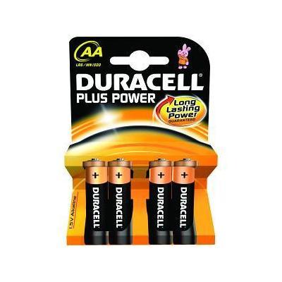 Duracell MN1500B4 batterij
