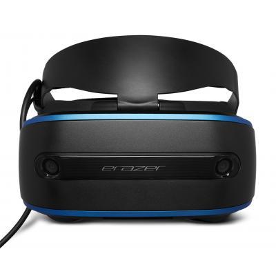 Medion virtual reality bril: MR Glasses X1000 - Zwart, Blauw
