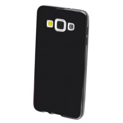 Mobiparts Classic TPU Case Samsung Galaxy A3 Black Mobile phone case - Zwart