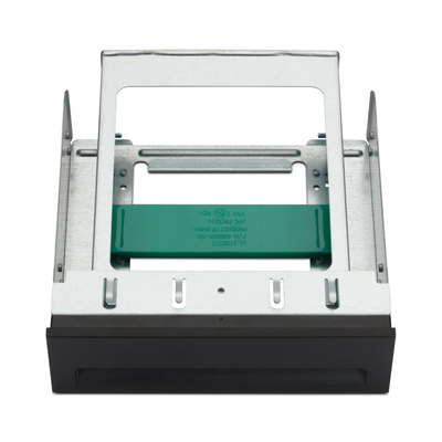 HP Optical Bay HDD Mounting Bracket Drive bay - Zwart, Grijs