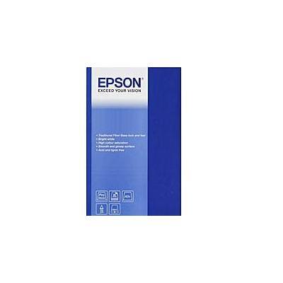 Epson fotopapier: Glossy, 10x15cm, 100 sh