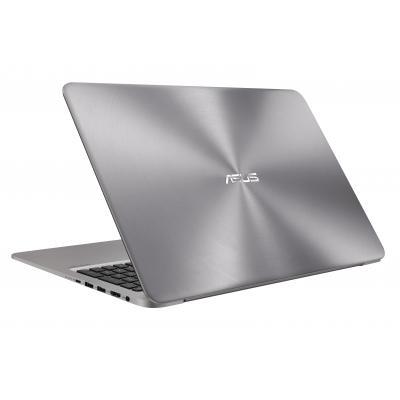 Asus laptop: ZenBook UX510UX - Grijs, Metallic