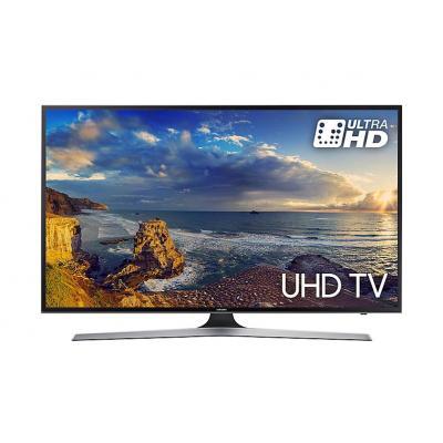 Samsung led-tv: UE40MU6100 - Zwart, Zilver