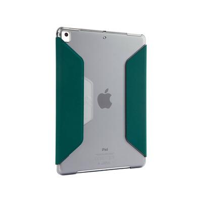 STM Studio Tablet case - Groen, Transparant