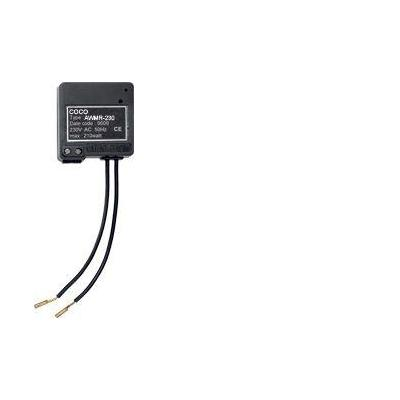 Klikaanklikuit afstandsbediening: AWMR-230 mini inbouw schakelaar schakelt - Zwart