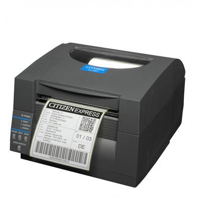 Citizen CL-S521II Labelprinter - Zwart