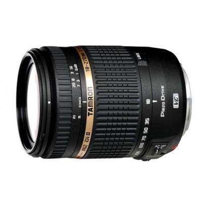 Tamron camera lens: AF 18-270mm F/3.5-6.3 Di II VC PZD - Zwart