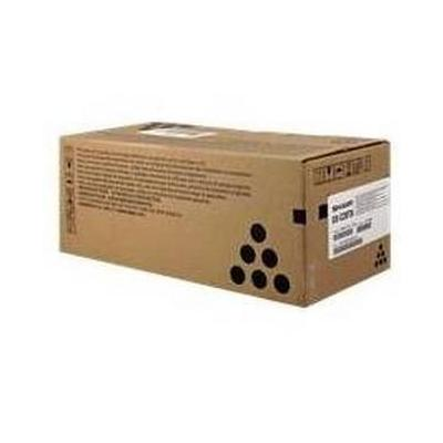 Sharp Black, Standard Capacity, 6500 pages, 1-pack Toner - Zwart