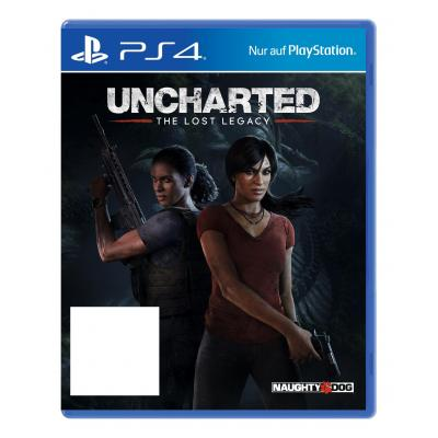 Sony game: Uncharted: The Lost Legacy