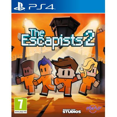 Koch media game: The Escapists 2 + DLC: The Glorious Regime  PS4