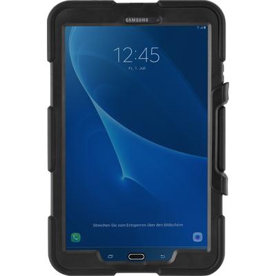 Azuri Rugged cover (bulk) - zwart - for Samsung T580/T585 Tablet case