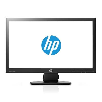 HP ProDisplay P201 monitor - Zwart