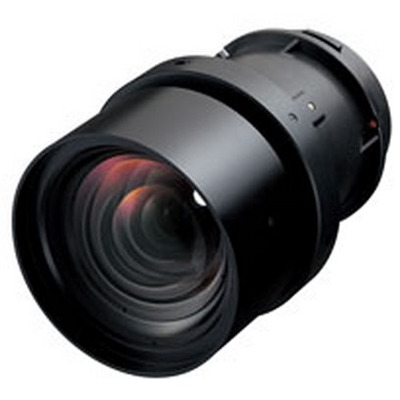 Panasonic projectielens: ET-ELW21 fixed focus lens - Zwart