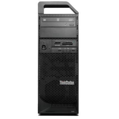 Lenovo ThinkStation S30 Tower Xeon E5-1620 8GB RAM 1TB HDD Pc - Zwart