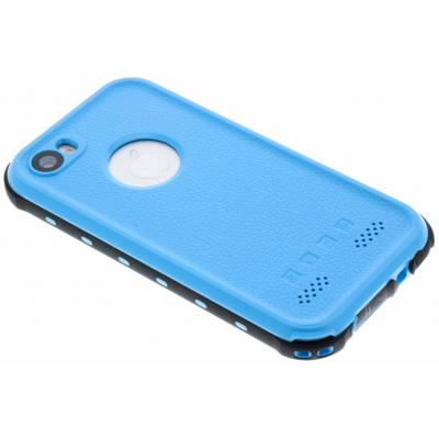 Redpepper Dot Plus Waterproof Backcover iPhone SE / 5 / 5s - Blauw / Blue product