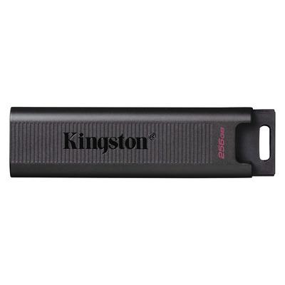 Kingston Technology DataTraveler Max 256GB USB flash drive - Zwart