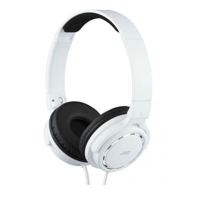 Jvc koptelefoon: HA-S520 - Zwart, Wit