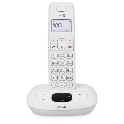 Doro dect telefoon: Comfort 1015 - Wit