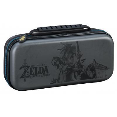 Bigben interactive game assecoire: Big Ben, Official Zelda Travel Case (Zwart)  Nintendo Switch
