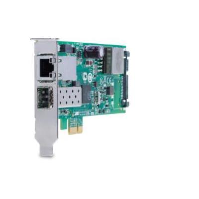 Allied Telesis AT-2911GP/SFP-001 Netwerkkaart - Groen, Zilver