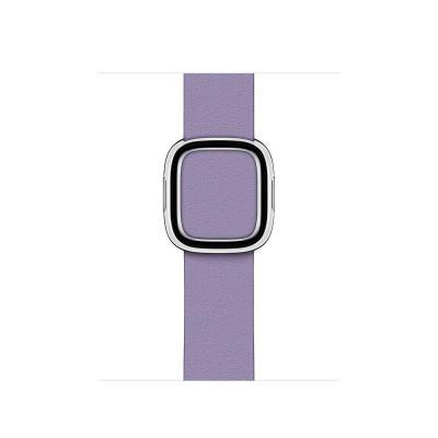 Apple 40mm Lilac Modern Buckle - Medium horloge-band
