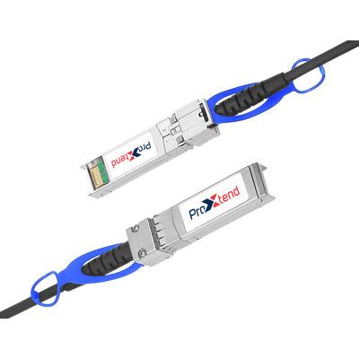 ProXtend SFP28 DAC 3M 25Gb/s Netwerkkabel - Zwart