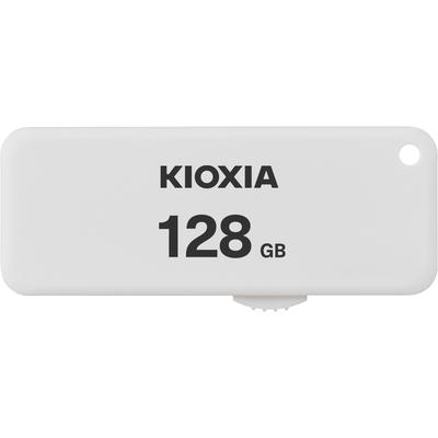 Kioxia TransMemory U203 USB flash drive - Wit