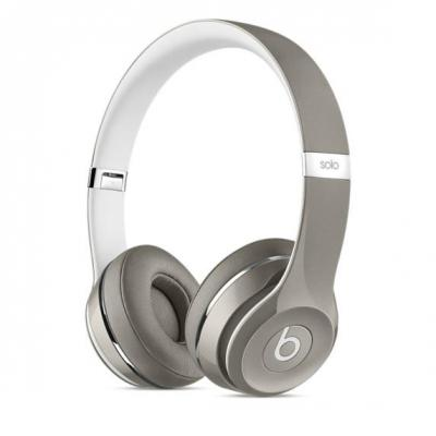 Beats by dr. dre headset: Solo² Luxe - Zilver