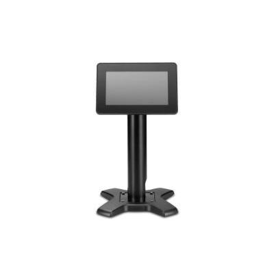 Partner Tech CD-70 Paal display - Zwart