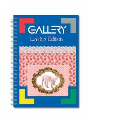 Gallery belletering: SPR SCHR A4+ COM 80B LIM EDIT