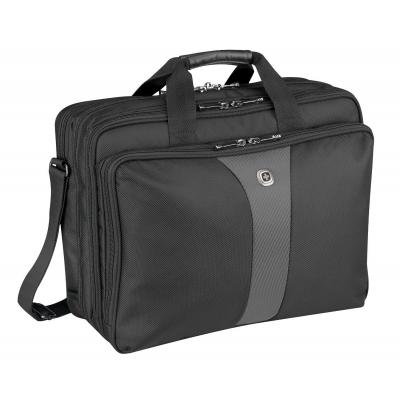 "Wenger/swissgear laptoptas: LEGACY 43.18 cm (17"") Laptop Triple Compartment Case with Airport Friendly Notebook ....."