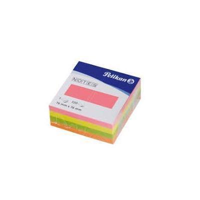 Pelikan zelfklevend notitiepapier: 200287 - Multi kleuren