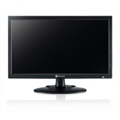 """Ag neovo : 21.5"""" 1920 x 1080, LED-Backlit TFT LCD, 3 ms, 250 cd/m², VGA, BNC, S-Video, HDMI, 2 W RMS, 517 x 376 x ....."""