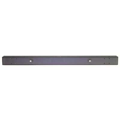 APC Basic Rack PDU AP9572 Energiedistributie - Zwart