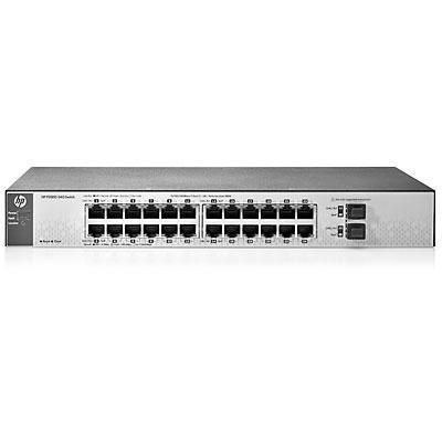 Hewlett Packard Enterprise Aruba PS1810-24G Switch - Grijs