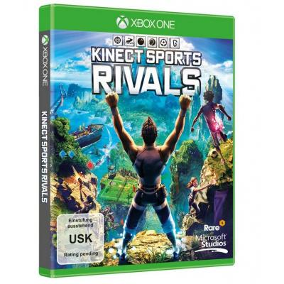 Microsoft game: Kinect Sports Rivals, Xbox One