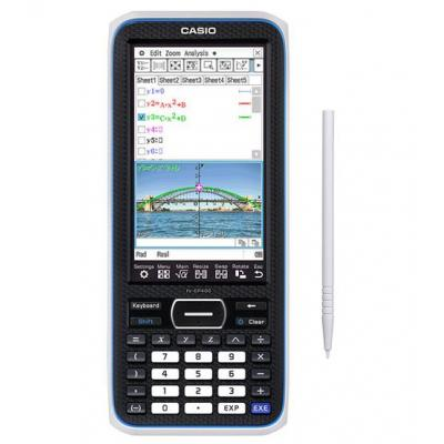 Casio calculator: ClassPad fx-CP400 - Zwart
