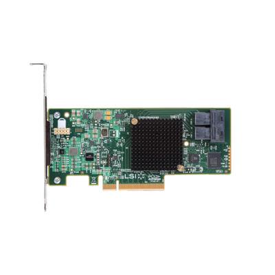 Intel 12Gb/s SAS, 6Gb/s SATA, LSI3008 IOC-based JBOD, x8 PCIe 3.0, 8 internal ports, MD2 Low Profile, half-length .....