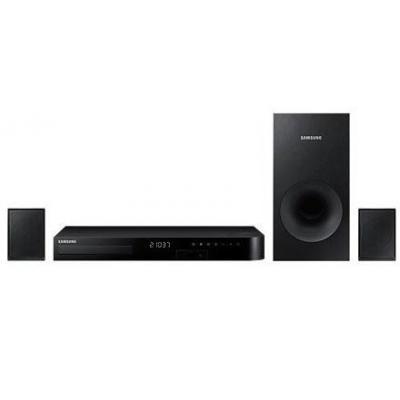 Samsung home cinema system: Blu-ray, 3D, 2.1 ch., FM, 250W, zwart