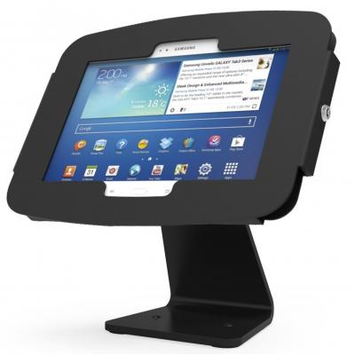 Maclocks : Space Galaxy Tab A Enclosure 360 Kiosk - Fits Galaxy Tab A 8.0 - Zwart