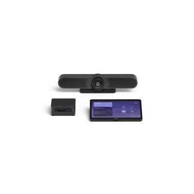 Logitech Tap Small Rooms – Microsoft Teams Videoconferentie systeem - Zwart