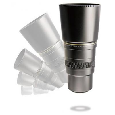 Raynox camera lens: HDP-7700ES High Definition Super-Telephoto conversion Lens 3.0x - Zwart