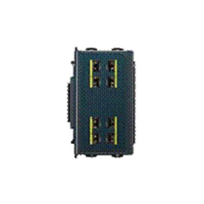 Cisco 8x 100M SFP expansion module, spare Netwerk switch module