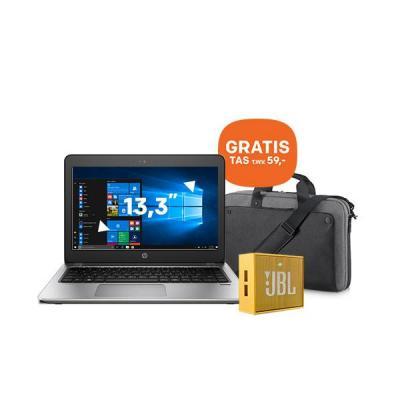Hp laptop: ProBook 430 G4 13.3 inch 128GB + GRATIS tas (P6N20AA) & GRATIS JBL speaker - Zilver