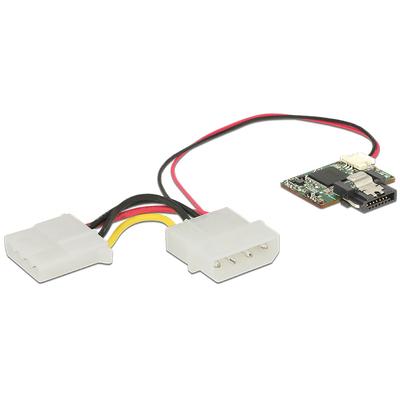 DeLOCK SATA 6 Gb/s DOM Module 16 GB MLC SATA Pin 8 power -40 °C ~ 85 °C SSD