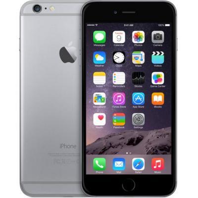 Apple smartphone: iPhone 6 Plus 64GB Space Gray - Grijs (Refurbished LG)