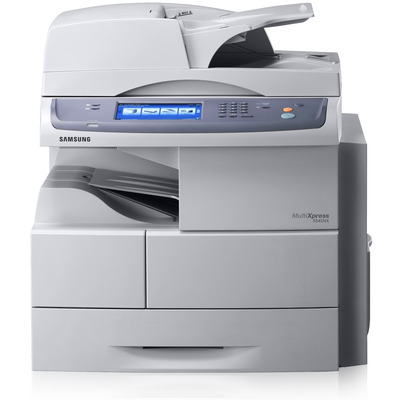 "Samsung multifunctional: Print/Scan/Copy, duplex, 1200dpi, A4, 17.78 cm (7 "") LCD 800x480, 256MB RAM, 160GB HDD, USB ....."