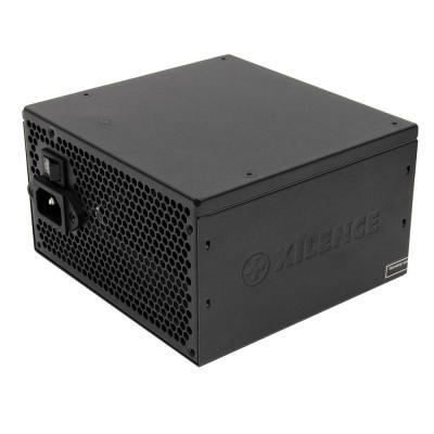 Xilence power supply unit: XP600 - Zwart