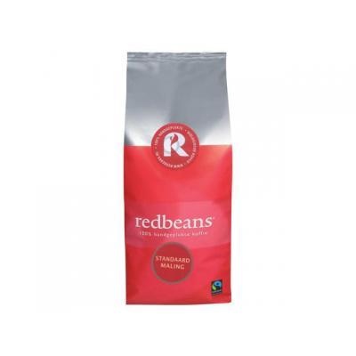 Redbeans drank: Koffie Redbean fairtrade stand/ds8x1kg