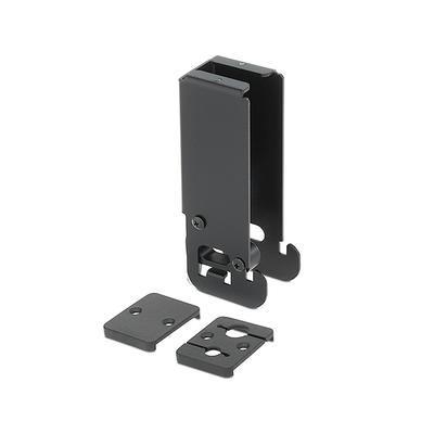 Extron Retractor Filler Module Montagekit - Zwart
